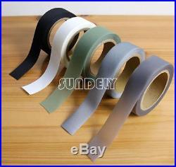 20mm-28mm 22mm Seam Sealing Tape Iron On Hot Melt Wetsuit Tape Dry Suit Scuba 5M