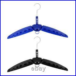 4 PACK Universal Coat Hanger for Underwater Scuba Diving BCD Wetsuit Drysuit