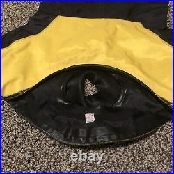 ANDY'S Dry Suit DRYSUIT Scuba Diving Medium With XL boots