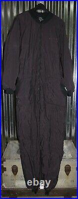 Andy's Undies Dry Suit Undergarment Size XL Scuba Diving Black