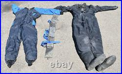 Andys Scuba Dry Suit Polartec Undergarment and Weights