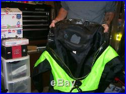 Andys Scuba Drysuit With New Rubber Seals Front Entry XL