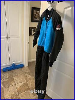 Andys Undies Thinsulate Drysuit Medium Suit VG++ Shape Scuba Dive Gear