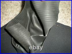 Apollo Drysuit Scuba Diving Boot Size 25 Wet Suit Dive Gear Size S Small ASIS