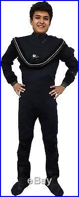 AquaLung Thermal Fusion formerly Whites Scuba Diving DryCore Dry suit Men's S/M