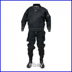 Aqua Lung Alaskan Drysuit with Sock Scuba Diving Dry Suit 2 XL