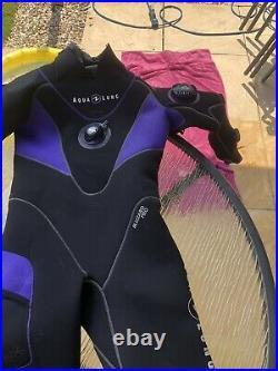 Aqua Lung Dry Suit Womens