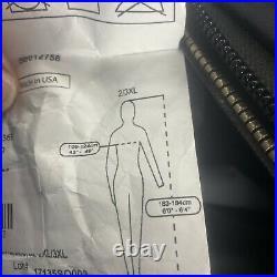 Aqua Lung Fusion One Drysuit 2xl 3xl