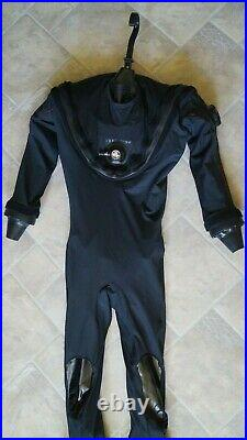 Aqua Lung Fusion Sport Drysuit With Aircore Size S / M New