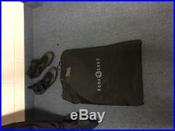 Aqua Lung / Whites Fusion One Scuba Drysuit Size 2XL/3XL LIKE NEW