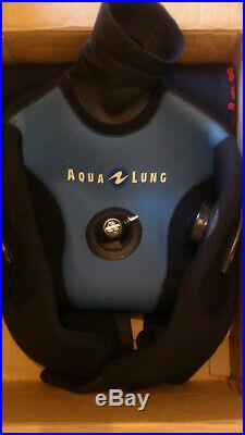 Aqua Lung XXS XS Drysuit, Kids Junior