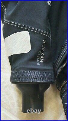 Aqualung Alaskan Trilaminat-Trockentauchanzug Drysuit Gr. ML