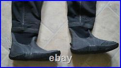 Aqualung Alaskan Trilaminat-Trockentauchanzug Mit Boots Drysuit Gr. XL Herren