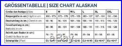 Aqualung Alaskan Trilaminat-Trockentauchanzug S-XXL Drysuit