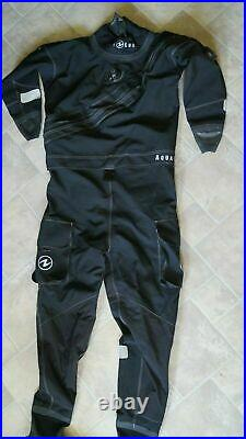Aqualung Alaskan Trilaminate Drysuit With Boots Size L
