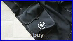 Aqualung Alaskan Trilaminate Drysuit With Boots Size XL