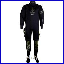 Aqualung Blizzard 4 Mm Dry suits Suits and complements Black Black, Dry suits