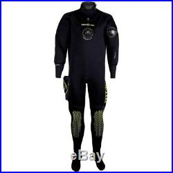 Aqualung Blizzard 4 Mm Multicolored T06270/ Dry suits Unisex Multicolored, dive