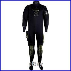 Aqualung Blizzard 4 Mm Multicolored T86898/ Dry suits unisex Multicolored, Dive