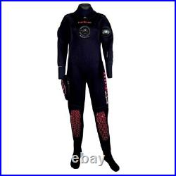Aqualung Blizzard 4mm With Boots Dry Suits Suits And Complements Multicolored