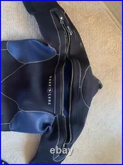 Aqualung Blizzard Pro Drysuit size L