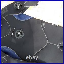 Aqualung Blizzard Pro scuba diving neoprene dry suit