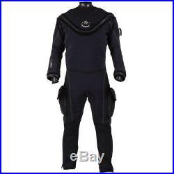 Aqualung Fusion Bullet Aircore Black T64453/ Dry suits Unisex Black, Dry suits