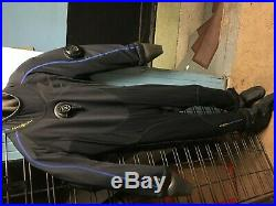 Aqualung Fusion One Drysuit Mens 2XS/XS