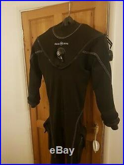 Aqualung Fusion fit drysuit Lge/XL