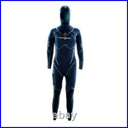 Aqualung Iceland Comfort 7 Mm Semidry suits Suits and complements Blue Blue