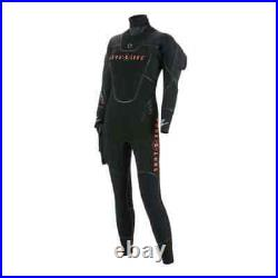 Aqualung Iceland Comfort 7mm Lady S Semi-Dry Suits Wetsuits and Accessories