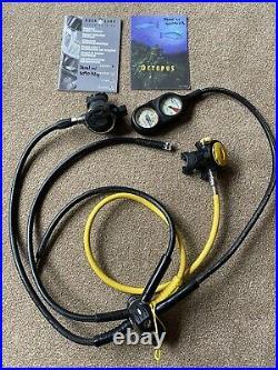 Aqualung Legend Diving Regulator (DIN)With Drysuit Hose