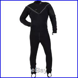 Aqualung Thermal Fusion Dry Suit Undergarment Size SM/MD