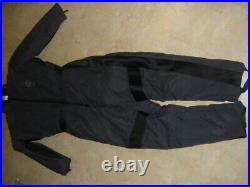 Aqualung/Whites Fusion Tactical Drysuit L/XL with Relief Zipper & Under Garments