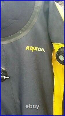 Aquion dry-suit SCUBA diving membrane Size is XL I think