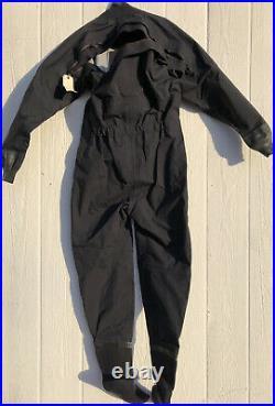 BARE Aqua Trek 1 Tech Dry Suit 2XL CM4493-3 Scuba Diving Drysuit