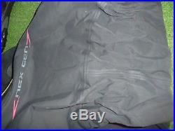 BARE NEX-GEN SCUBA DIVE DIVING drysuit dry suit mens xl