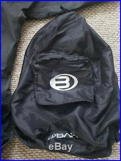 BARE Nex Gen Dry Suit, Sz Small, Womens, Scuba Diving