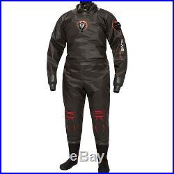 BARE Nex-Gen Pro Dry Scuba Diving Drysuit XSmall