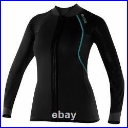 Bare Exowear Front Zip Jacket Thermal Protection Layer Women's Scuba Diving