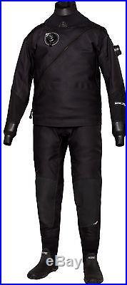 Bare HDC Tech Dry Drysuit Men's for Scuba, Diving, Mining