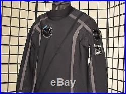Bare SB Systems scuba diving drysuit men's size XL Display Model