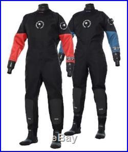 Bare Trilam HD PRO DrySuit Scuba Diving Gear Cold Water Equipment Size XL