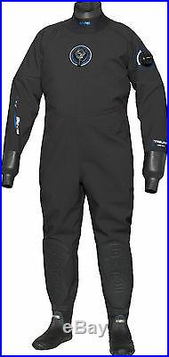 Bare Trilam Pro Dry Drysuit Men's for Scuba, Diving, Mining