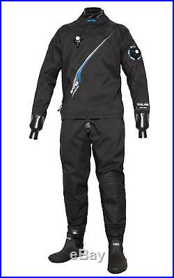 Bare Trilam Tech Dry Drysuit Men's for Scuba, Diving, Mining SIZE XS (F)