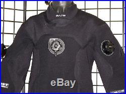 Bare XCS2 Pro Dry scuba diving drysuit men's size L