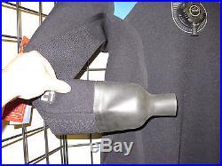 Bare XCS2 Pro Dry scuba diving drysuit men's size ML