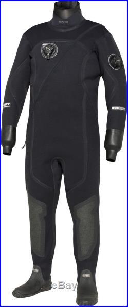 Bare XCS2 Tech Dry Suit Men's for Scuba, Diving, Mining