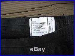 Bare XL ATR Trilam HD Tech Dry Drysuit Trilaminate Scuba Dive Suit 3XL 13 Boots