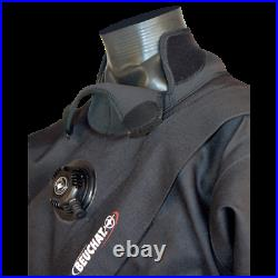 Beuchat Abyss Drysuit Medium for Spearfishing, and Scuba Diving